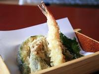 山菜・野菜天ぷら盛合せ